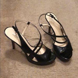 Nine West party heels